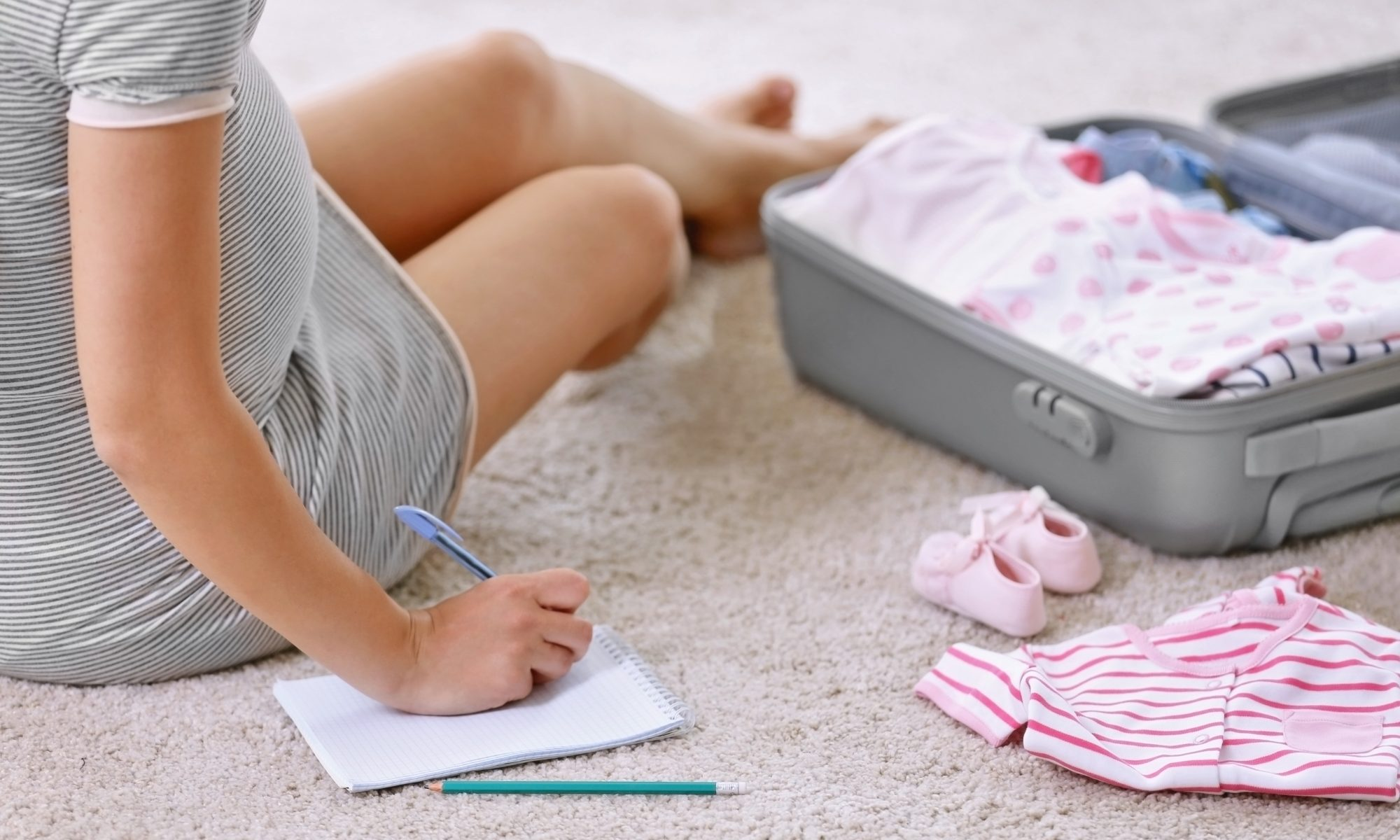 Conseils sur le déménagement en cas de grossesse